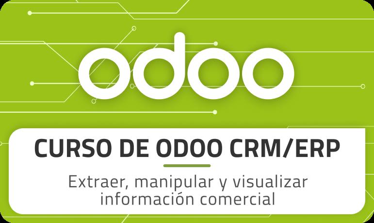 Curso de Odoo (CRM/ERP Open Source for Data Driven)