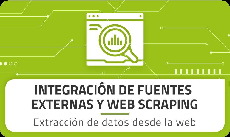Curso de Integración de fuentes externas y Webscrapping